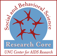 Social and Behavioral Science Core logo