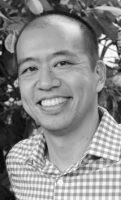 Core I Ben Chi Headshot in black and white